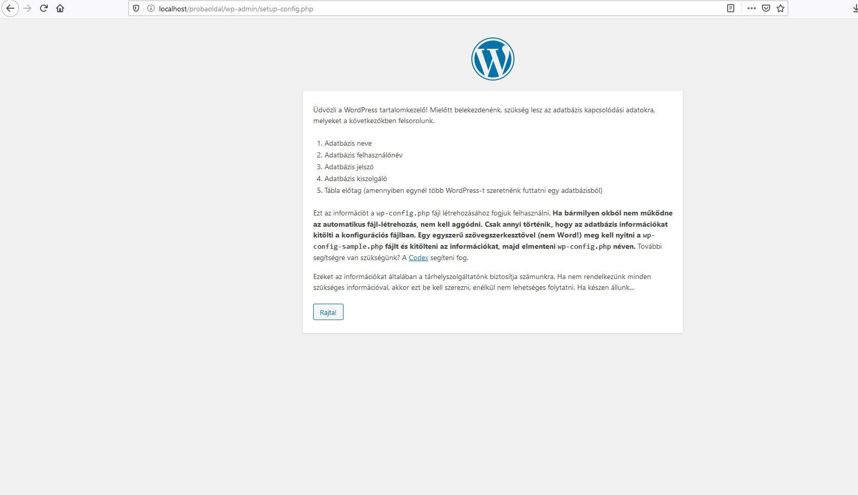 wordpress-telepitese-localhostra-28