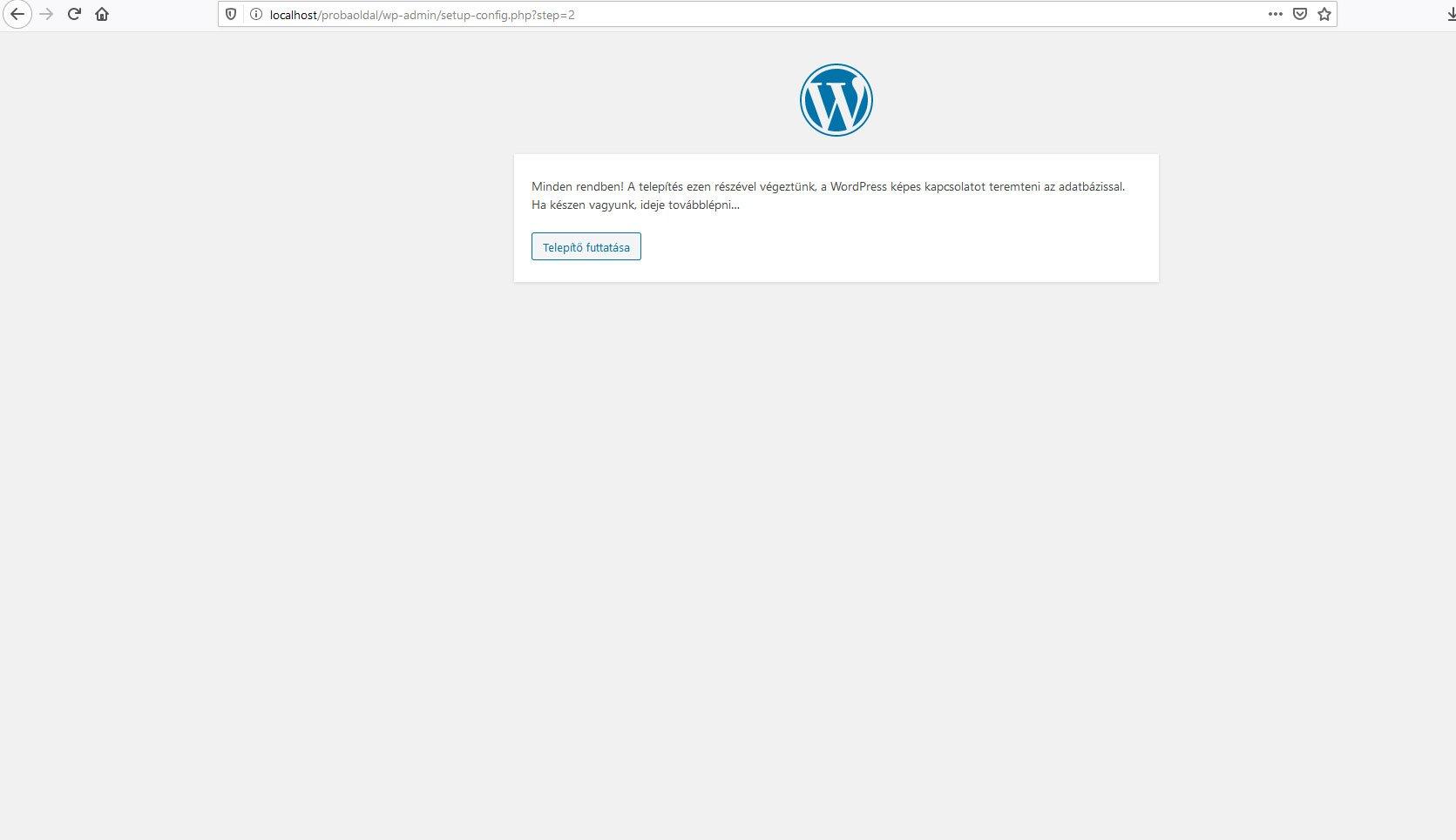 wordpress-telepitese-localhostra-30
