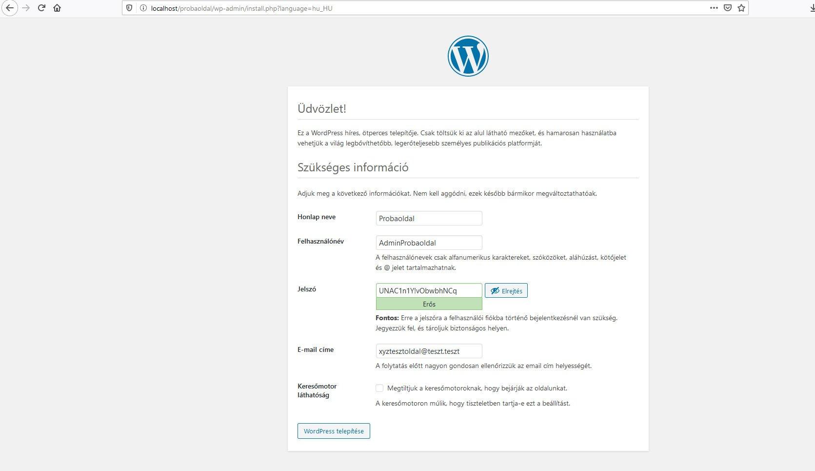 wordpress-telepitese-localhostra-31
