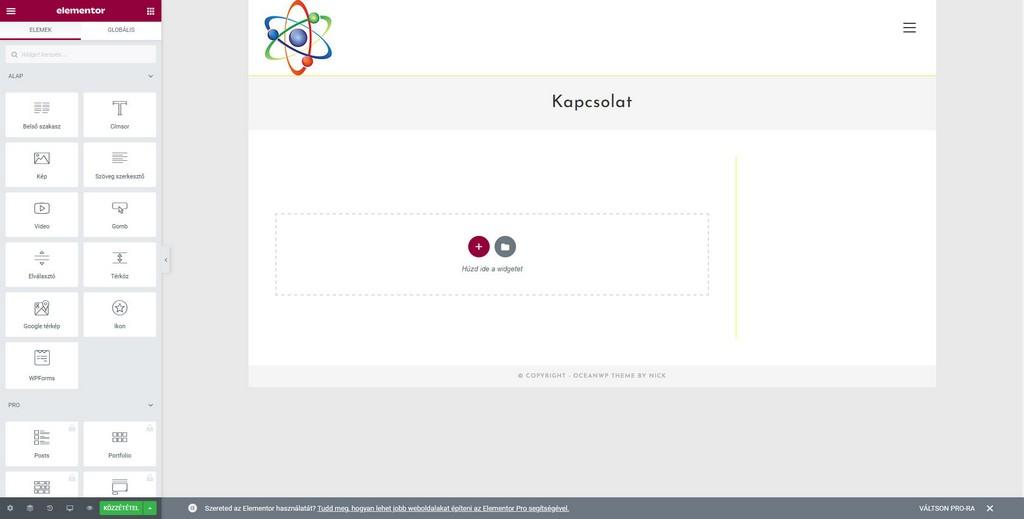 wordpress weboldal keszites lepesrol lepesre 40