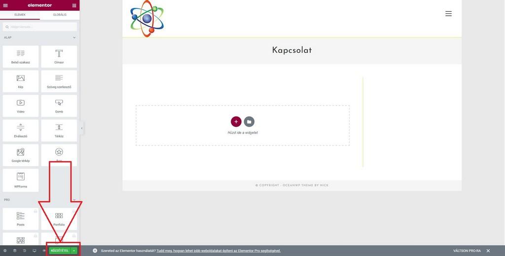 wordpress weboldal keszites lepesrol lepesre 41