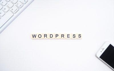 WordPress weboldal készítés lépésről lépésre